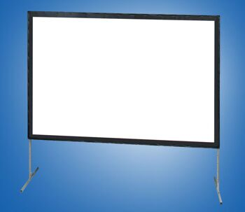 Plana Fold Professional Rear projection